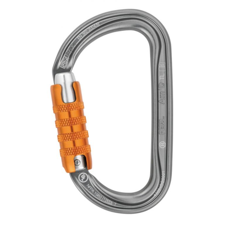 Am'D, Lightweight asymmetrical carabiner