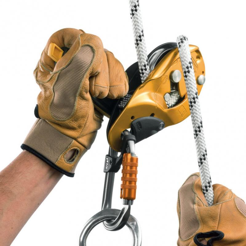 AXIS 11 mm, Low stretch kernmantel rope with good handling for work at height