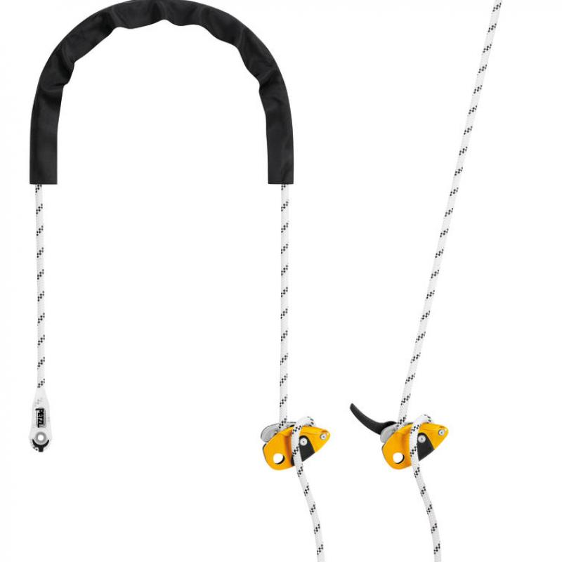GRILLON, CSA Adjustable lanyard for work positioning