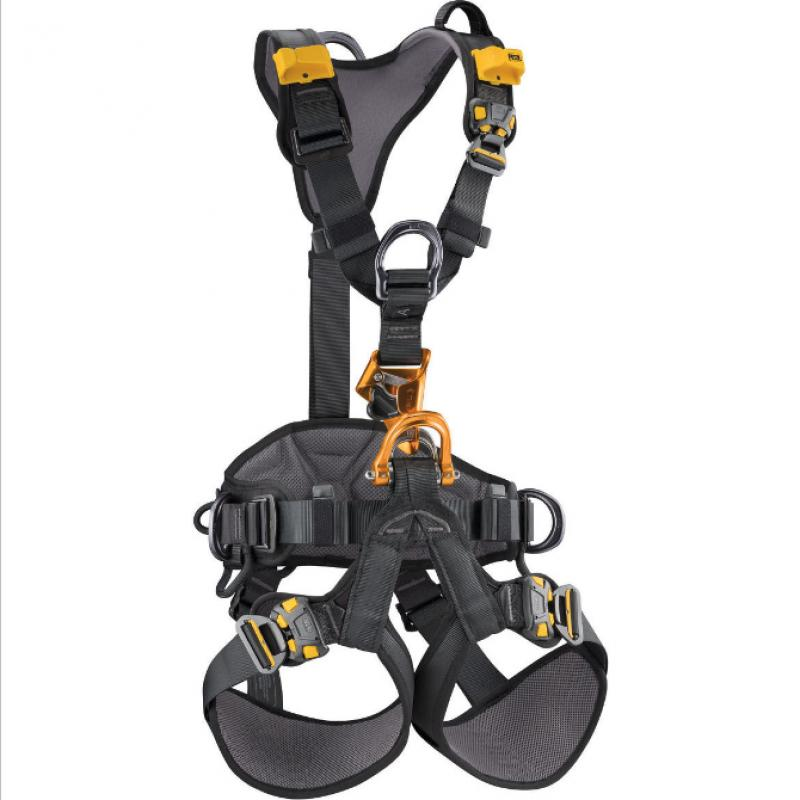 ASTRO® BOD CROLL® FAST international version, Comfortable harness for rope access