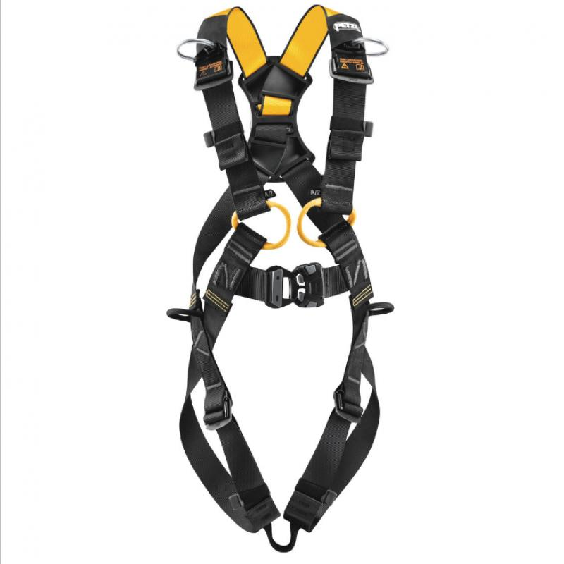 NEWTON CSA international version, Easy-to-don fall arrest harness